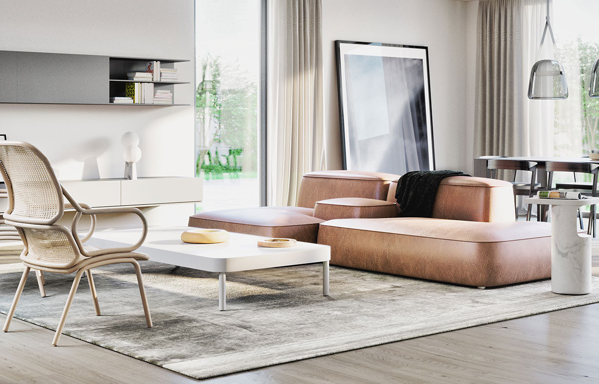 10 Design Commandments For Apartment Furniture Design | Habitus Living