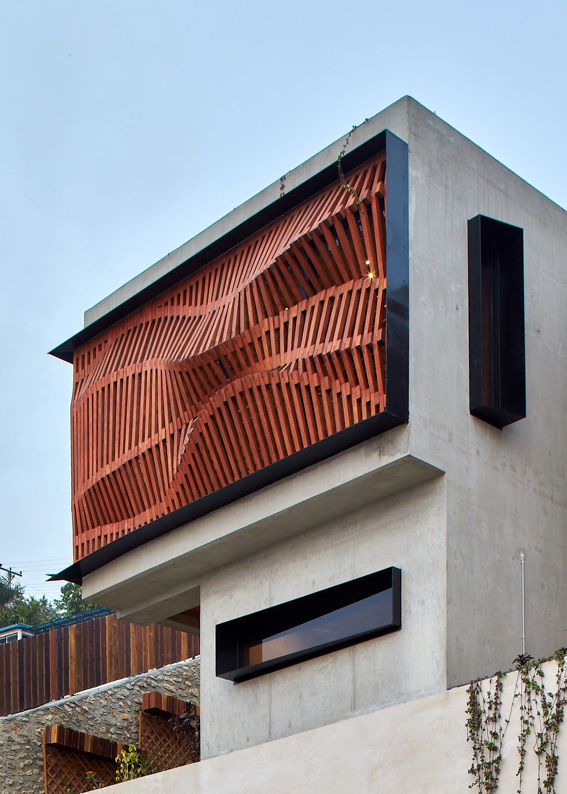 Port Moresby House Studio Workshop Papua New Guinea cc Peter Bennetts brutalist