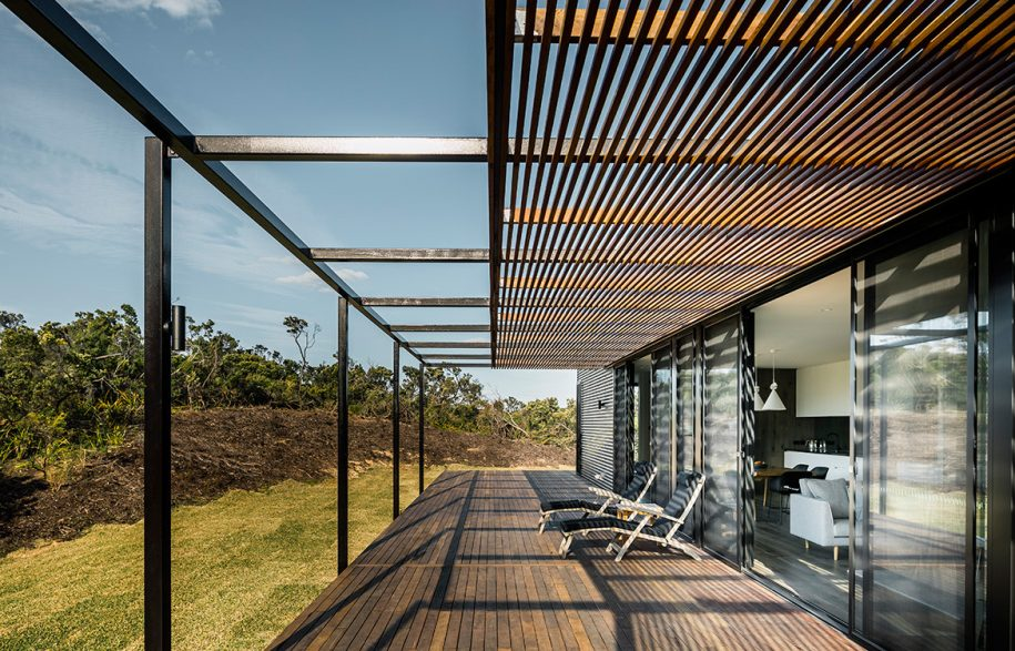Prebuilt St.Andrews Beach House Pleysier Perkins CC Michael Kai