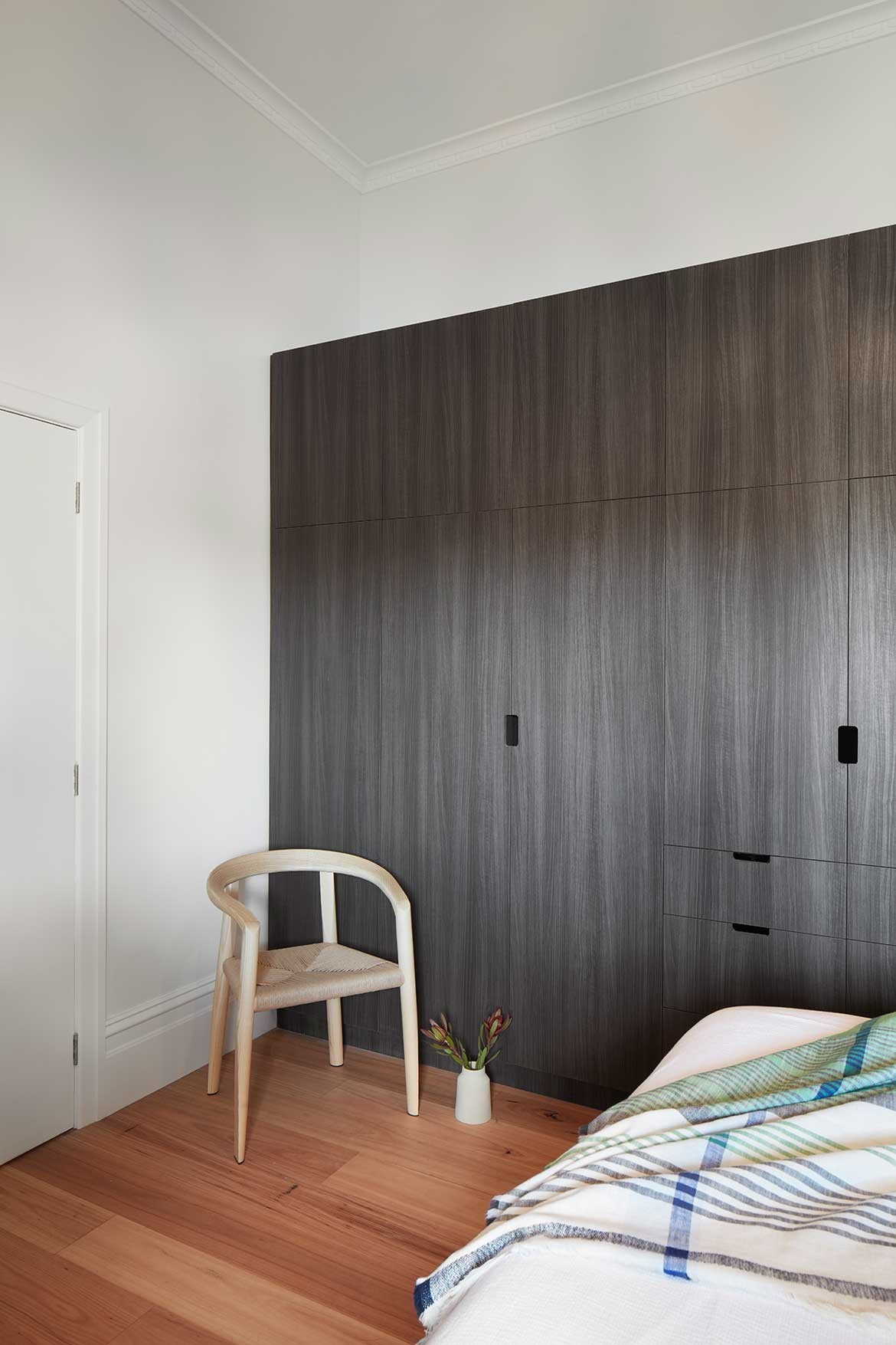 RKD Architects Kingsville House bedroom