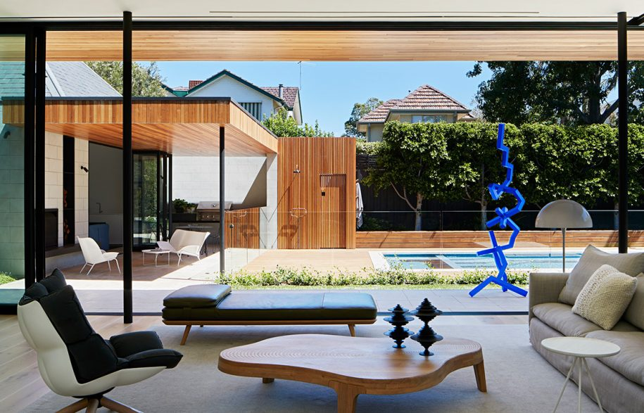 Pavilion House Robson Rak Architects CC Shannon McGrath outdoor