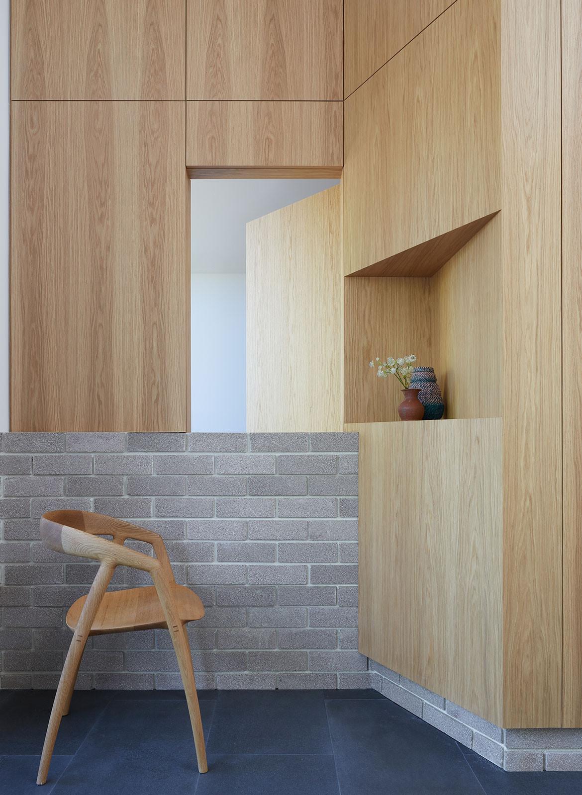RZB House CAPA Studio CC Douglas Mark Black details