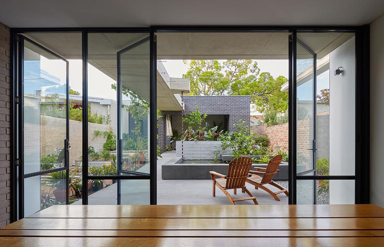 RZB House CAPA Studio CC Douglas Mark Black outdoor living