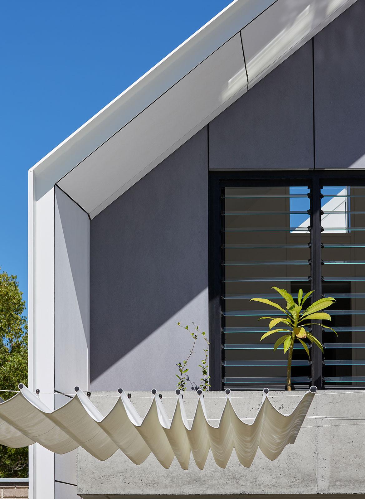 RZB House CAPA Studio CC Douglas Mark Black shutters