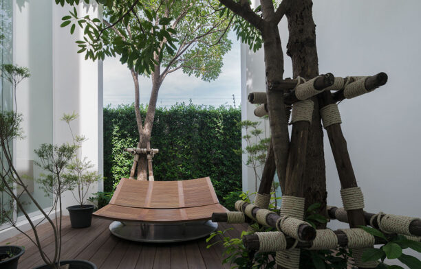 Rabbit Residence Boon design outdoor living