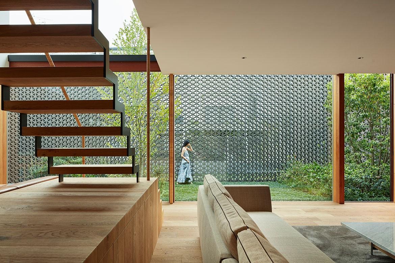 Radiator House Hiroshi Nakamura Architects oustide view