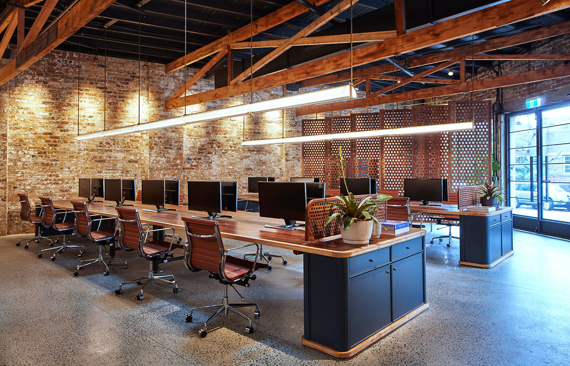 Rebecca Gibbs Example House Co Working Office