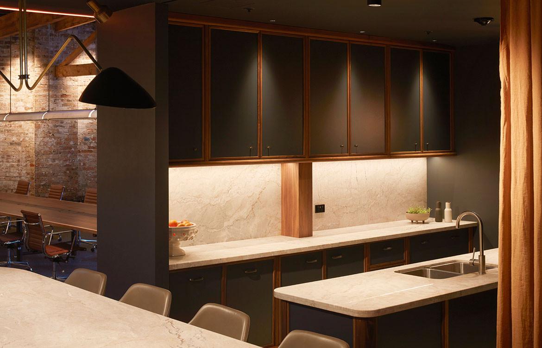 Rebecca Gibbs Example House kitchen