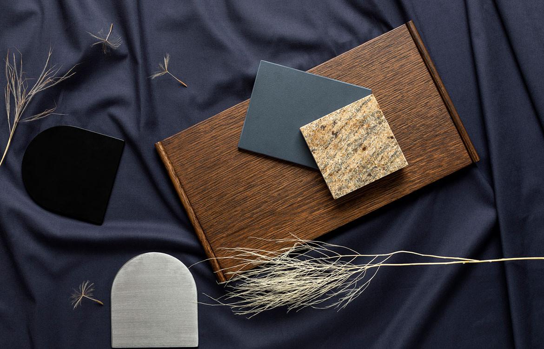 Reed Dark Palette