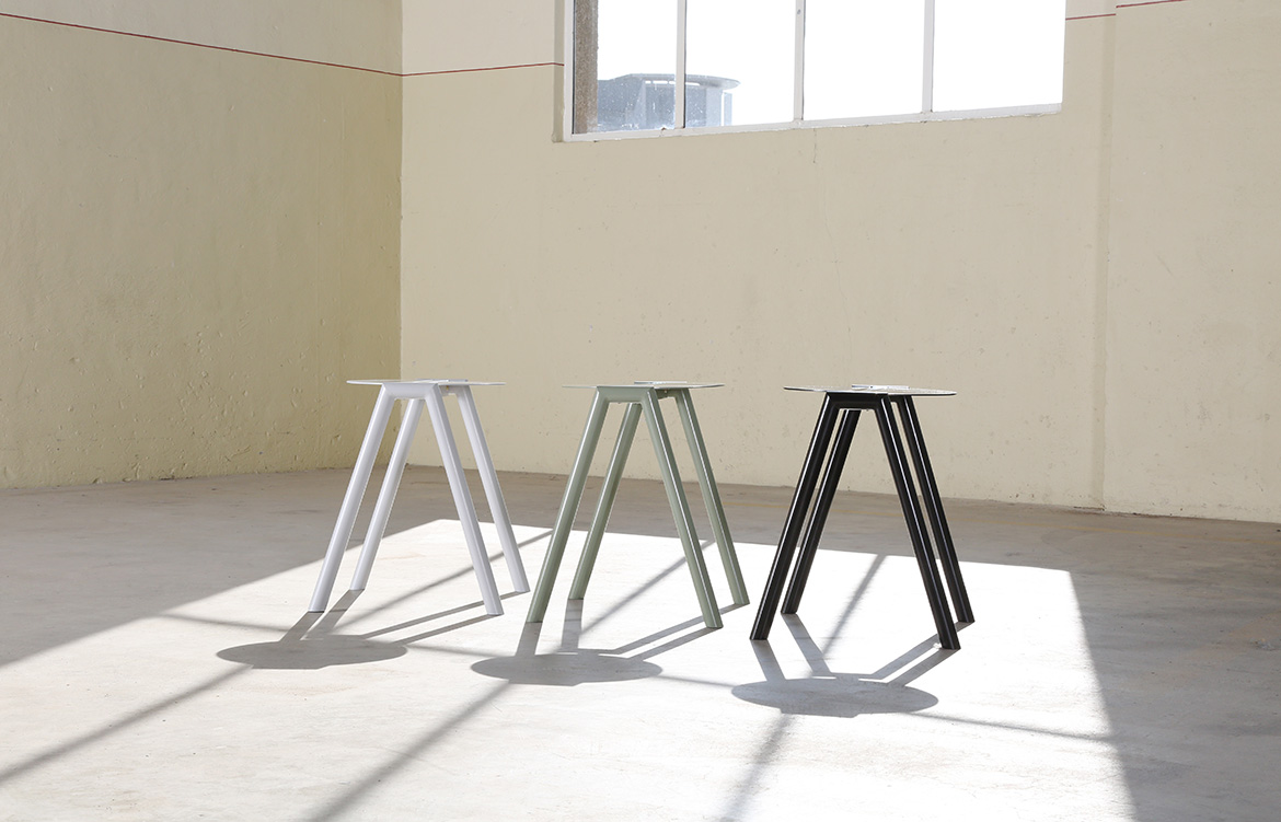 Rene Linssen Furnished Forever insitu stools