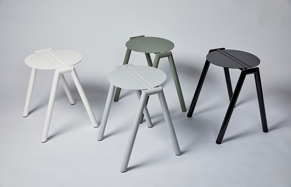 Rene Linssen Furnished Forever stools