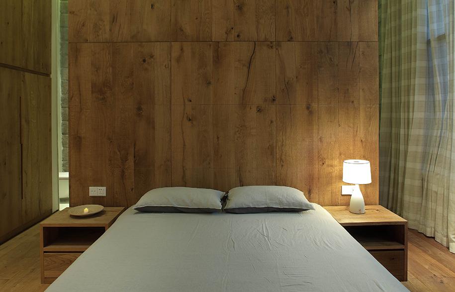 Returning Hut FMX.X Interior Design bedroom