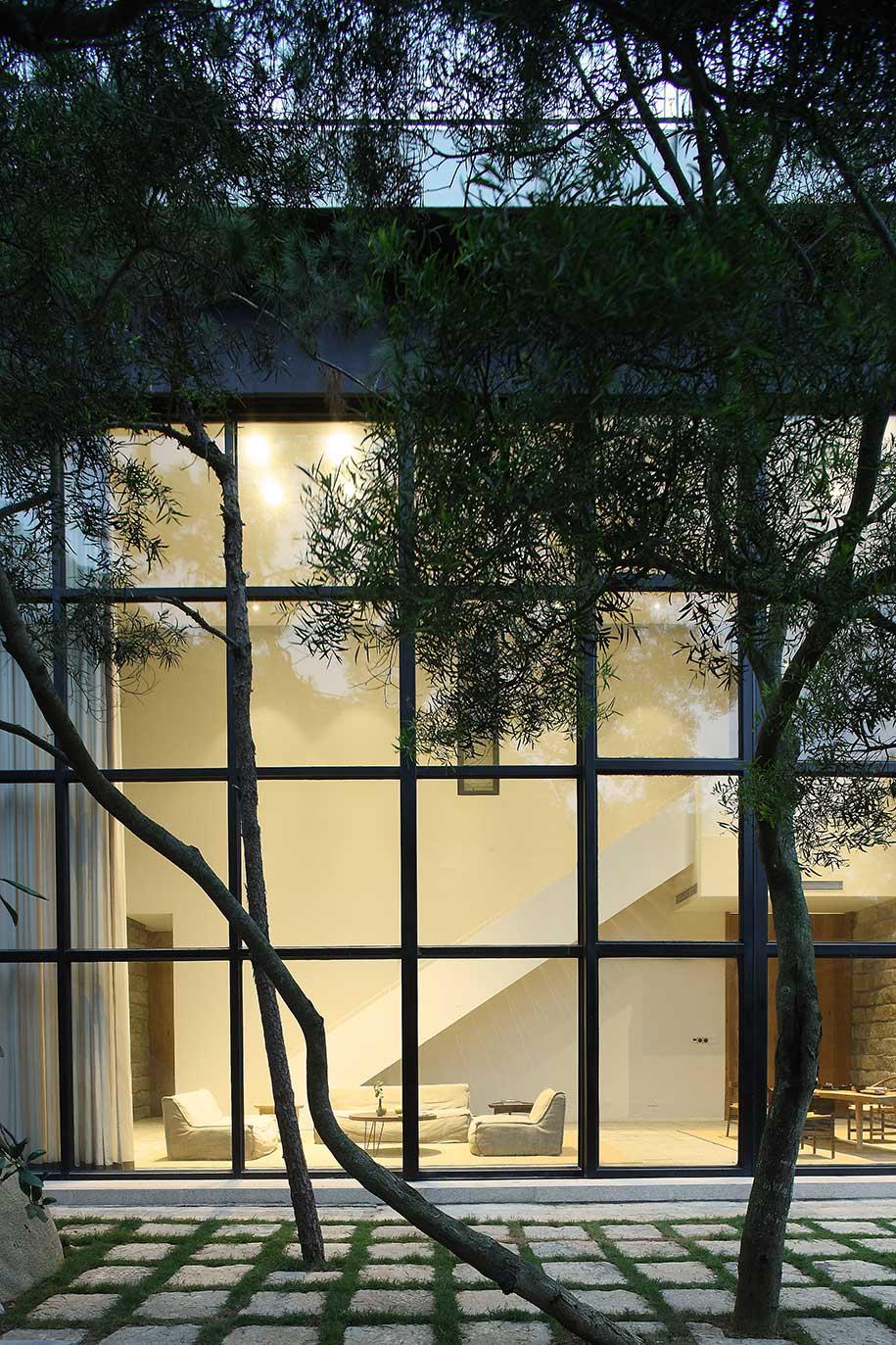 Returning Hut FMX.X Interior Design external facade