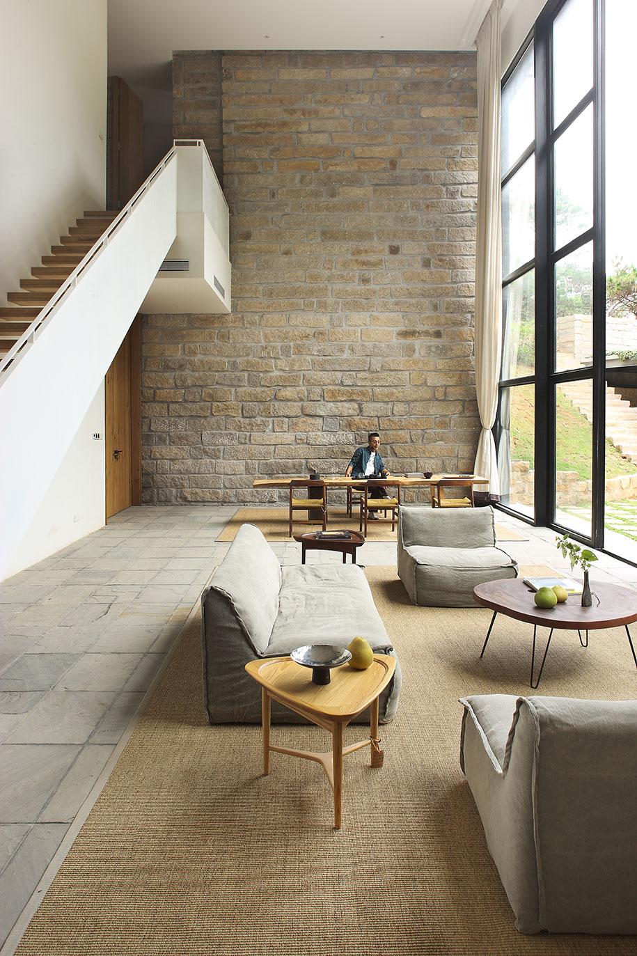 Returning Hut FMX.X Interior Design ground floor
