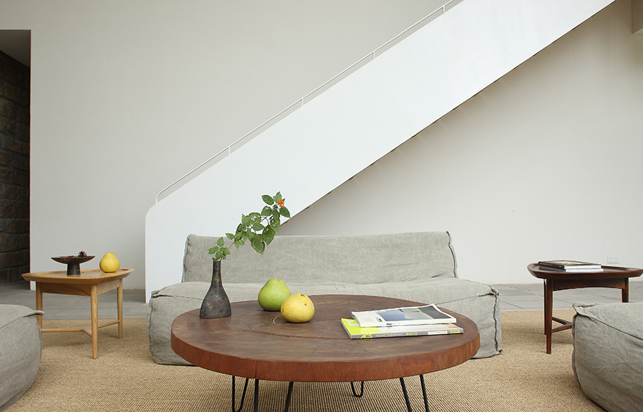 Returning Hut FMX.X Interior Design living room