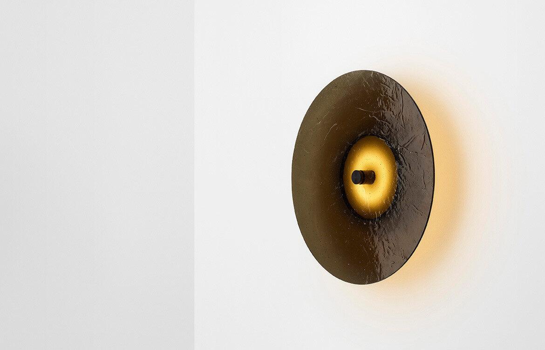 Ross Gardam Nebulae Wall Light Dark StylecraftHOME