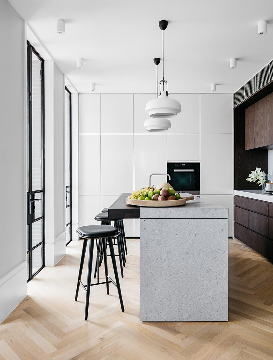 SJB 10 Wylde Street kitchen