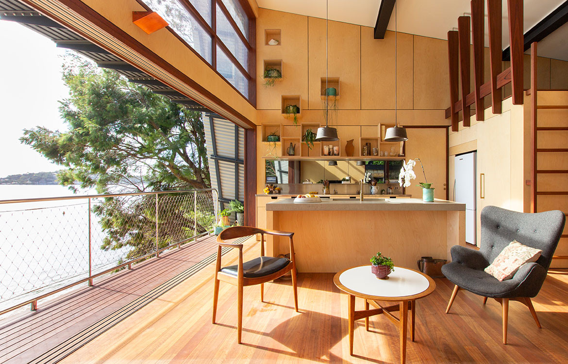 Hart House (Sydney) by Casey Brown Architecture cc Rhys Holland   Habitus House of the year 2019