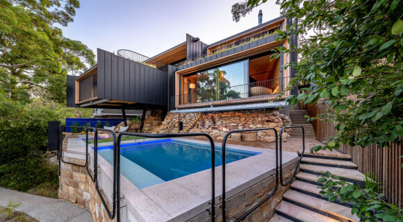 Seed House (Sydney) by Fitzpatrick Partners cc Ben Guthrie   Habitus House of the Year 2019