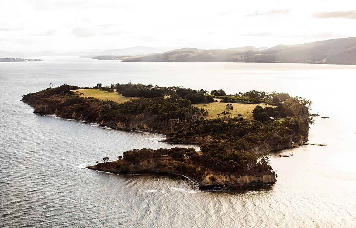 Return To Satellite Island | the island