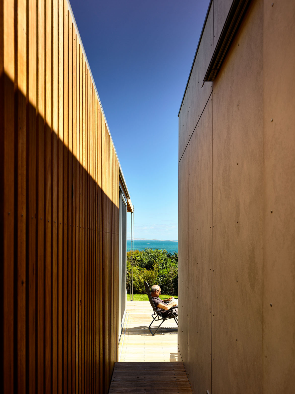 Seaberg House Kerstin Thompson Architecture