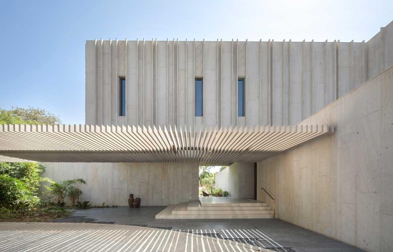 Secret Gardens House Spasm Architects architecture