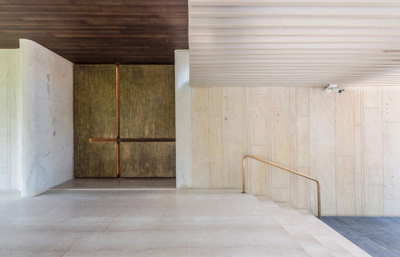 Secret Gardens House Spasm Architects cross