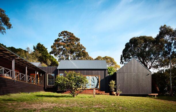 A 1920s Cottage Gets A Bryant Alsop Makeover | exterior