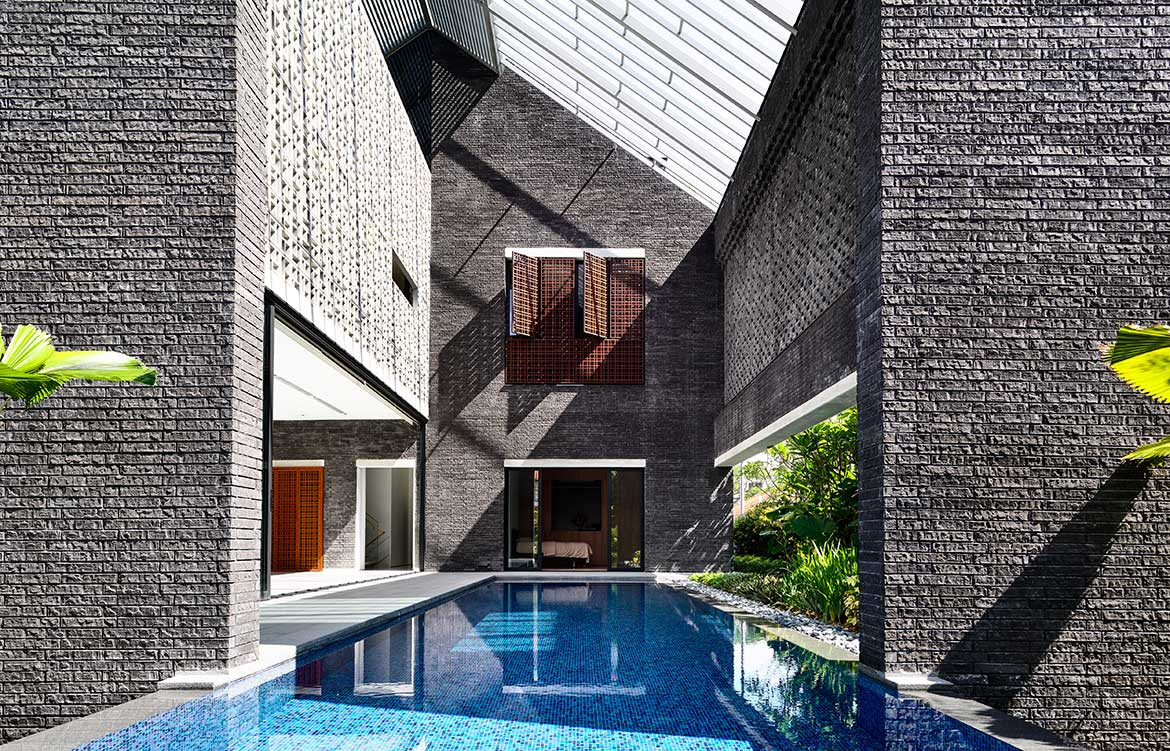 Siglap Plain HYLA Architects cc Derek Swalwell pool
