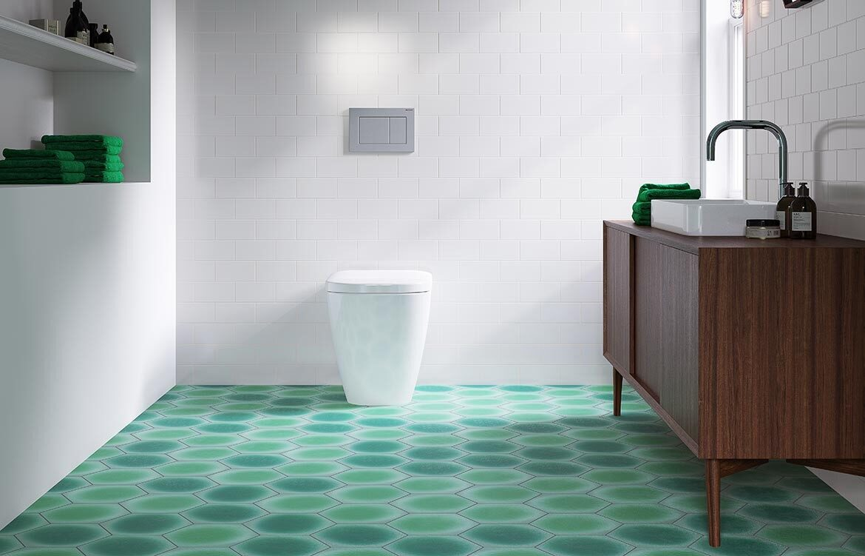 Residential bathroom trends for 2018 | Habitusliving.com