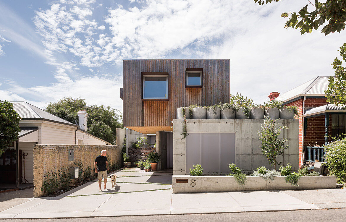 Silver Street House EHDO Architecture CC Dion Robeson street