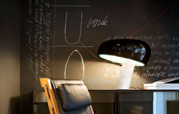 Snoopy lamp, Euroluce | Habitus House of the Year Design Hunter Package