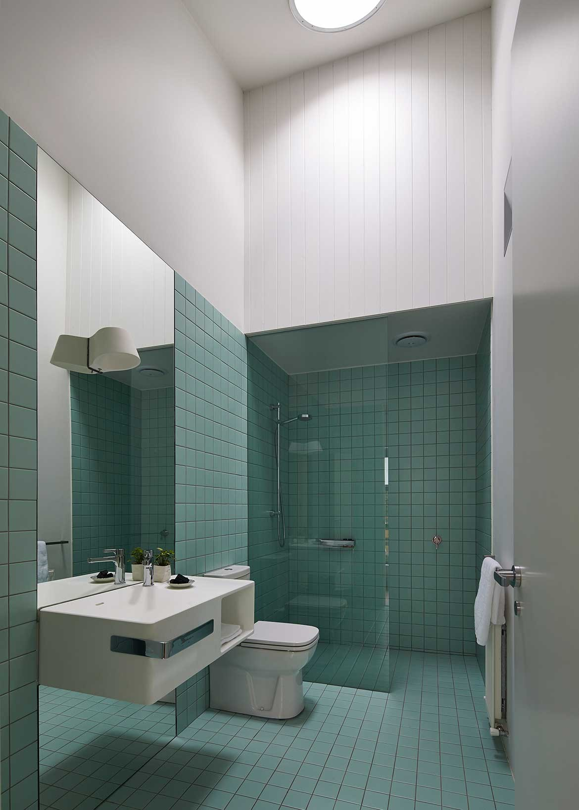 Sonelo Design Theresa St Residence bathroom
