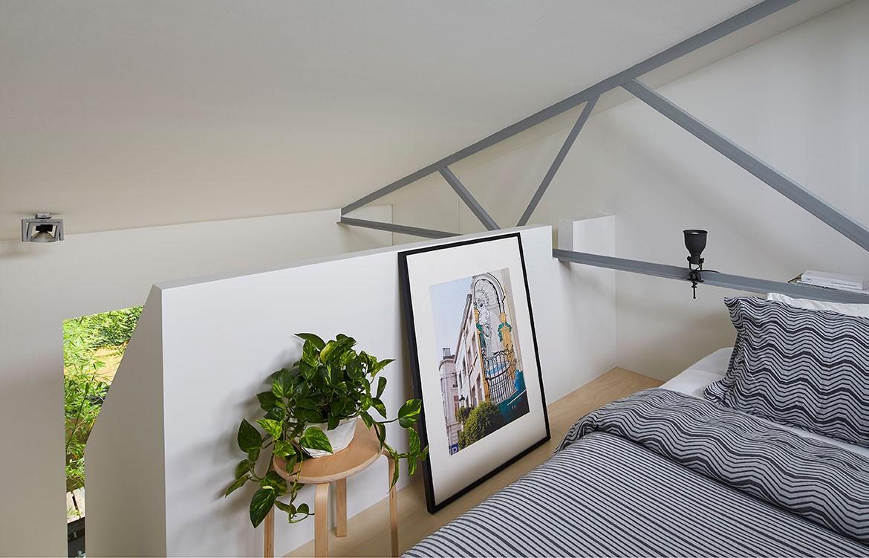 Sonelo Design Theresa St Residence bedroom