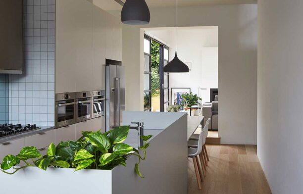 Sonelo Design Theresa St Residence kitchen