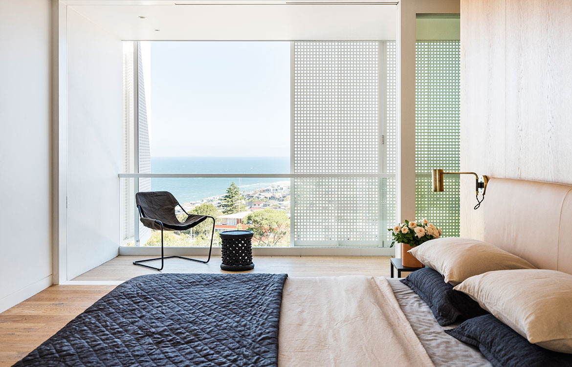 South Coogee House Madeleine Blanchfield Architects cc Robert Walsh bedroom