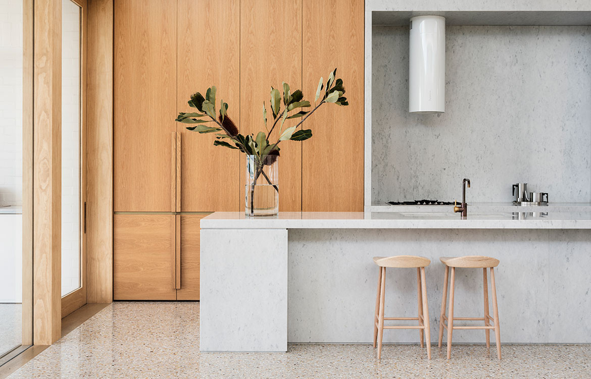 South Coogee House Madeleine Blanchfield Architects cc Robert Walsh kitchen