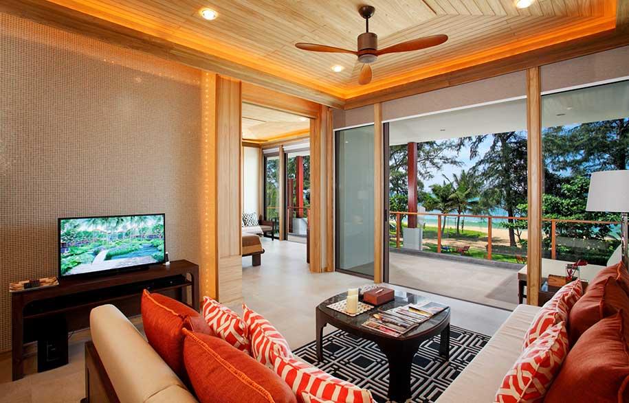 Sri Panwa Phuket lounge