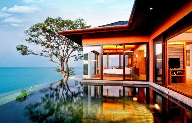 Sri Panwa Phuket suite
