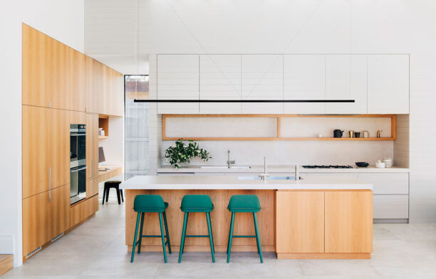 Stables House Robson Rak Architects CC Lauren Bamford Kitchen ZipTap