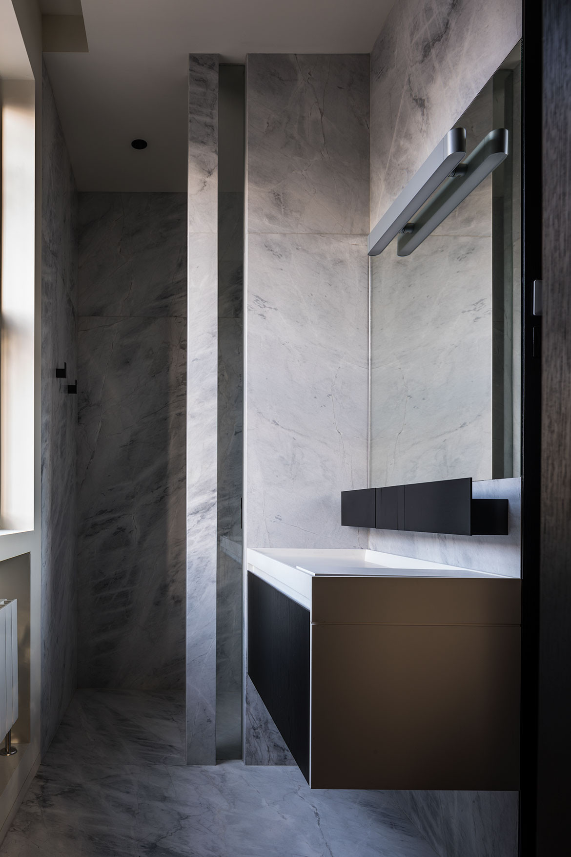 Station Street House Robert Simeoni Architects Bathroom