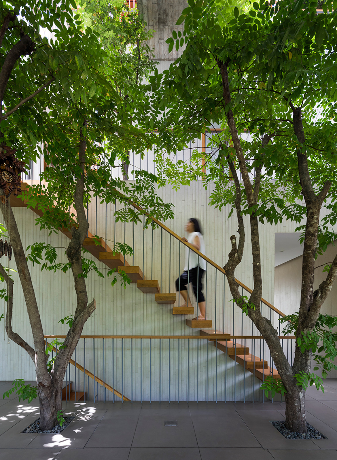 Stepping Park House Vo Trong Nghia Architects | Habitus Living