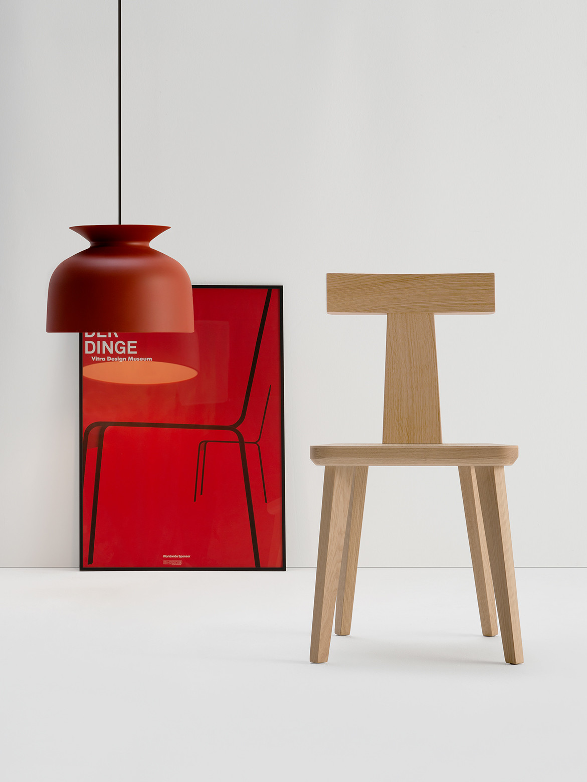 T-Coffee Chair by SIPA