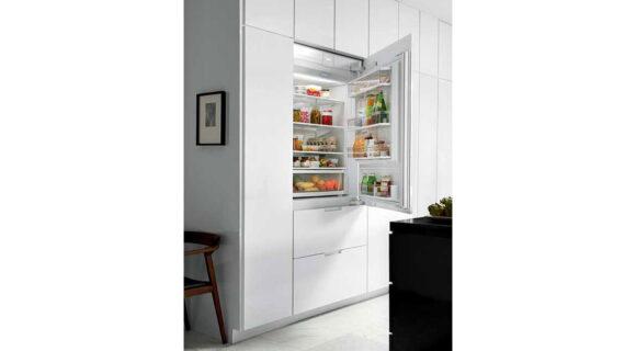 Sub-Zero ICBIT-36CIID Designer Series Refrigerator with Freezer Drawers