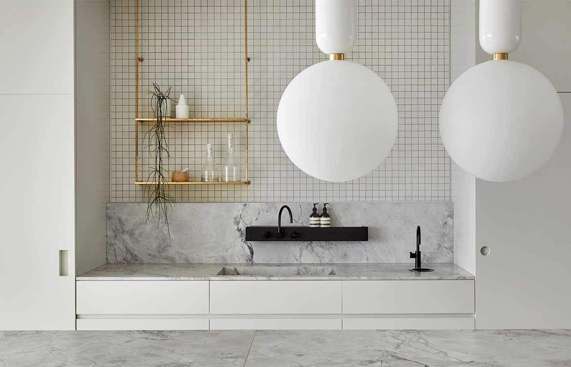 Sugie Series Mosaics by INAX Japan