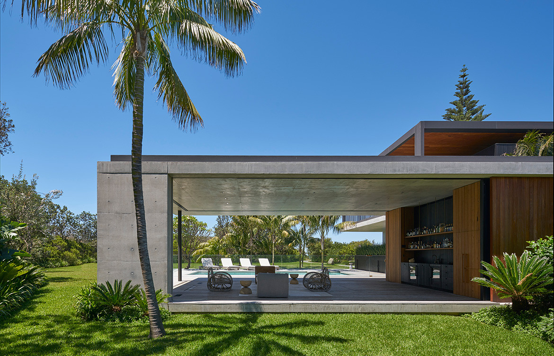 Sunrise House MCK Architects CC Michael Nicholson elevation