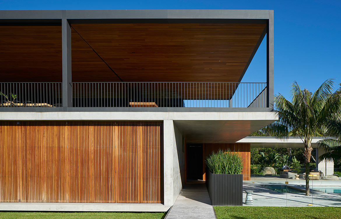 Sunrise House MCK Architects CC Michael Nicholson entrance