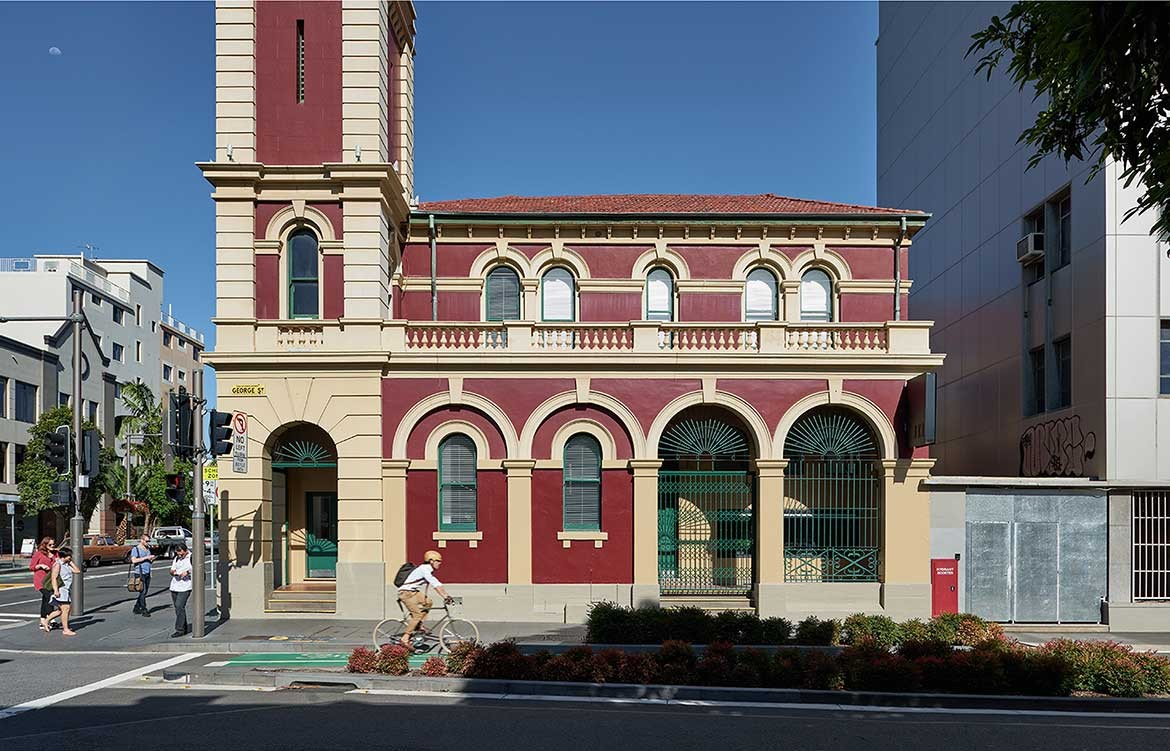 DKO Offices, formally the Redfern Post Office. Photography by Dan Hocking