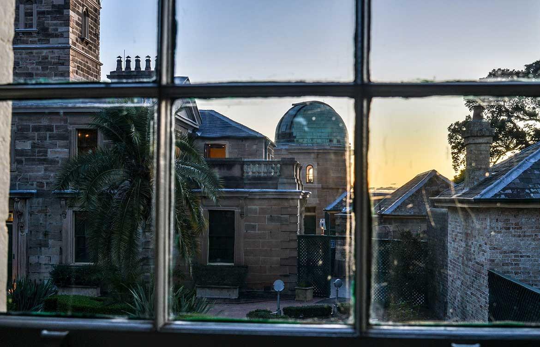 Sydney Open observatory