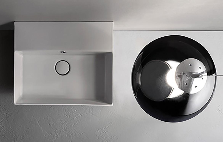 T-Edge Basin Bathroom Interior